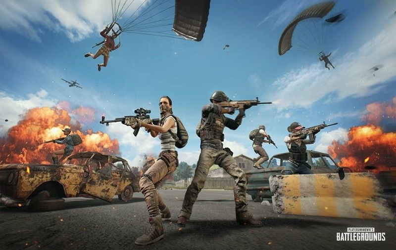 PUBG's New 'Desert Knights' War Mode