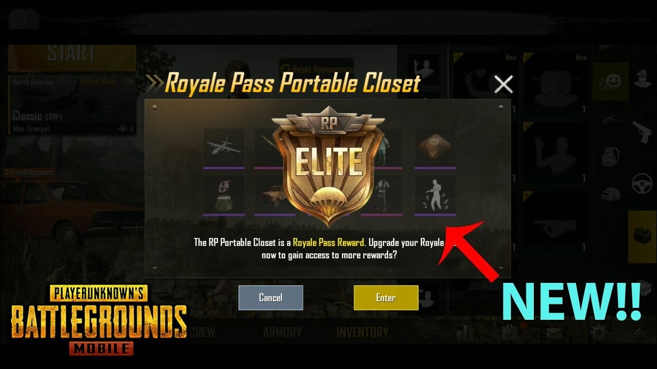 PUBG Mobile Royal Pass Season 3 Release Date
