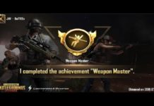 PUBG Mobile Weapon Master Title