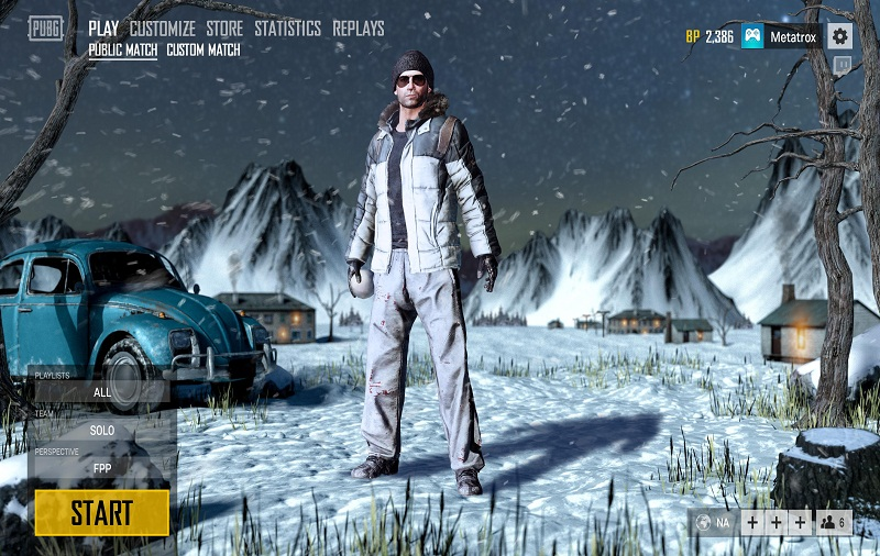 Pubg S Sanhok Map Coming To Xbox One This Summer Winter: PUBG Snow Map Update: Snow Lobby, Night Map, New Vehicle