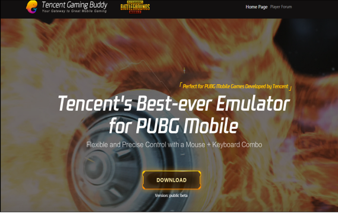 Update Tencent Gaming Buddy