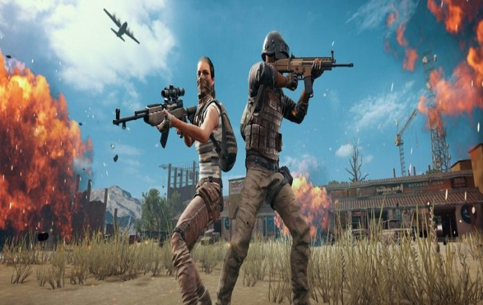 PUBG Xbox First Event Mode