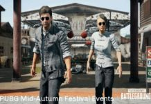 PUBG Mid-Autumn Festival Events