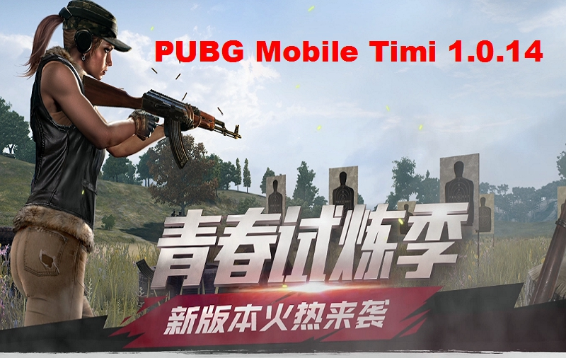 PUBG Mobile Timi 1.0.14 Download