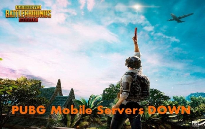 PUBG Mobile update: Servers DOWN