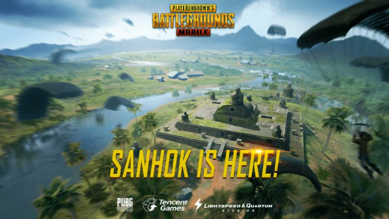 PUBG Mobile 0.8.0 update released that adds new map, weapons, vehicles