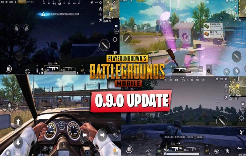 Image result for Details About The New PUBG 0.9.0 Update