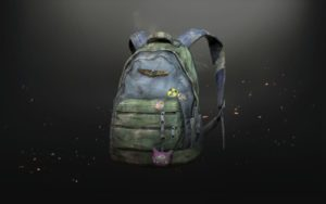 The Last of Us skin bag