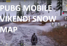 "Play Snow Map ""Vikendi"" in PUBG Mobile"