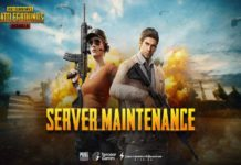 PUBG Mobile servers down for maintenance