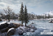 PUBG Vikendi Snow Map