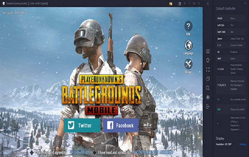 How To Play Pubg Mobile 0125 On Pclaptop Windows 1087