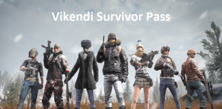 Vikendi Survivor Pass