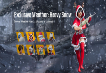PUBG Snow Day Event
