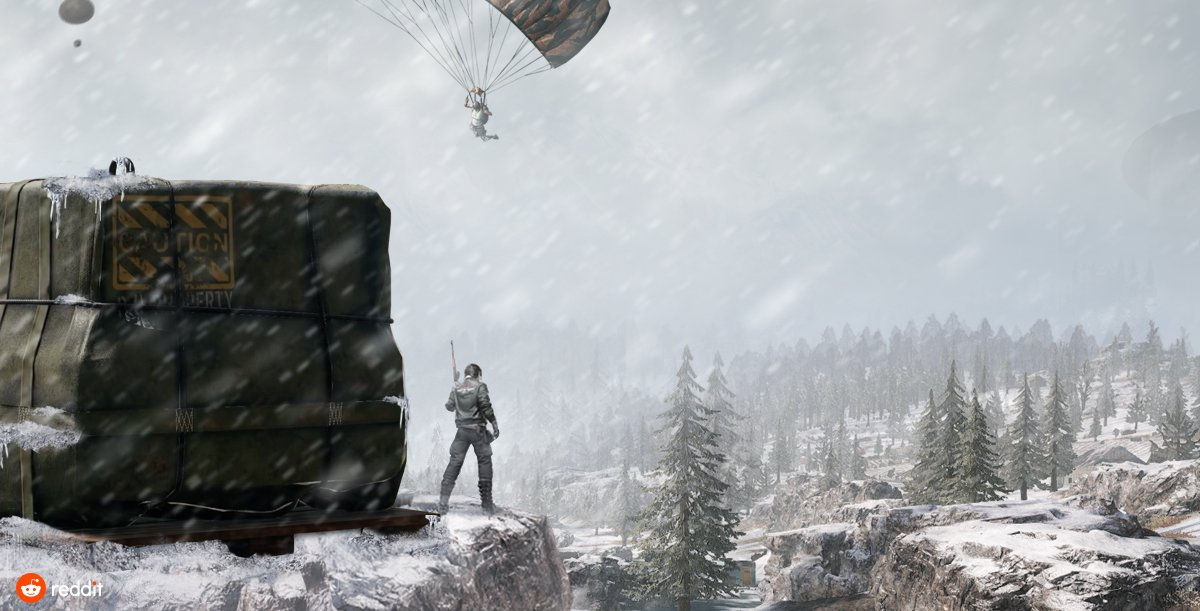 Exceptional PUBG Vikendi Wallpaper