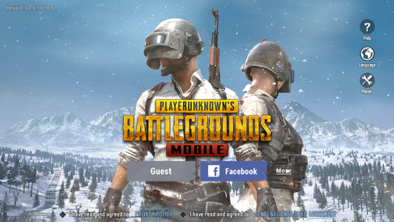 Download PUBG Mobile 0 10 9 Now With New Vikendi Snow Map