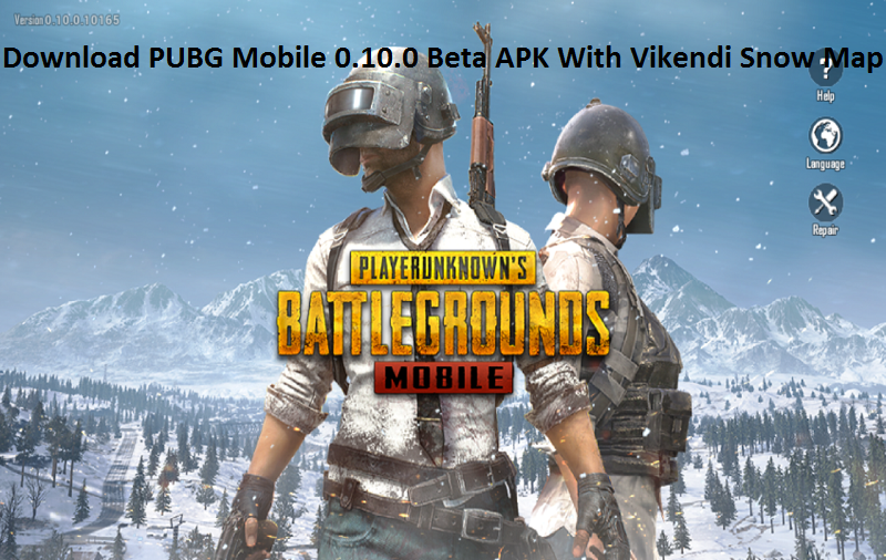 Pubg Mobile Wallpaper Vikendi: Download PUBG Mobile 0.10.9 Now With New Vikendi Snow Map