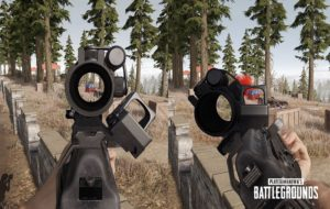 PUBG Mobile New Attachment Canted Sight