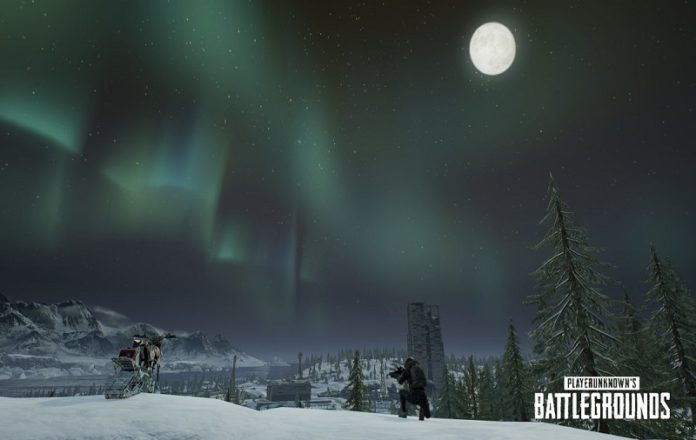 Vikendi Night Mode Wallpaper