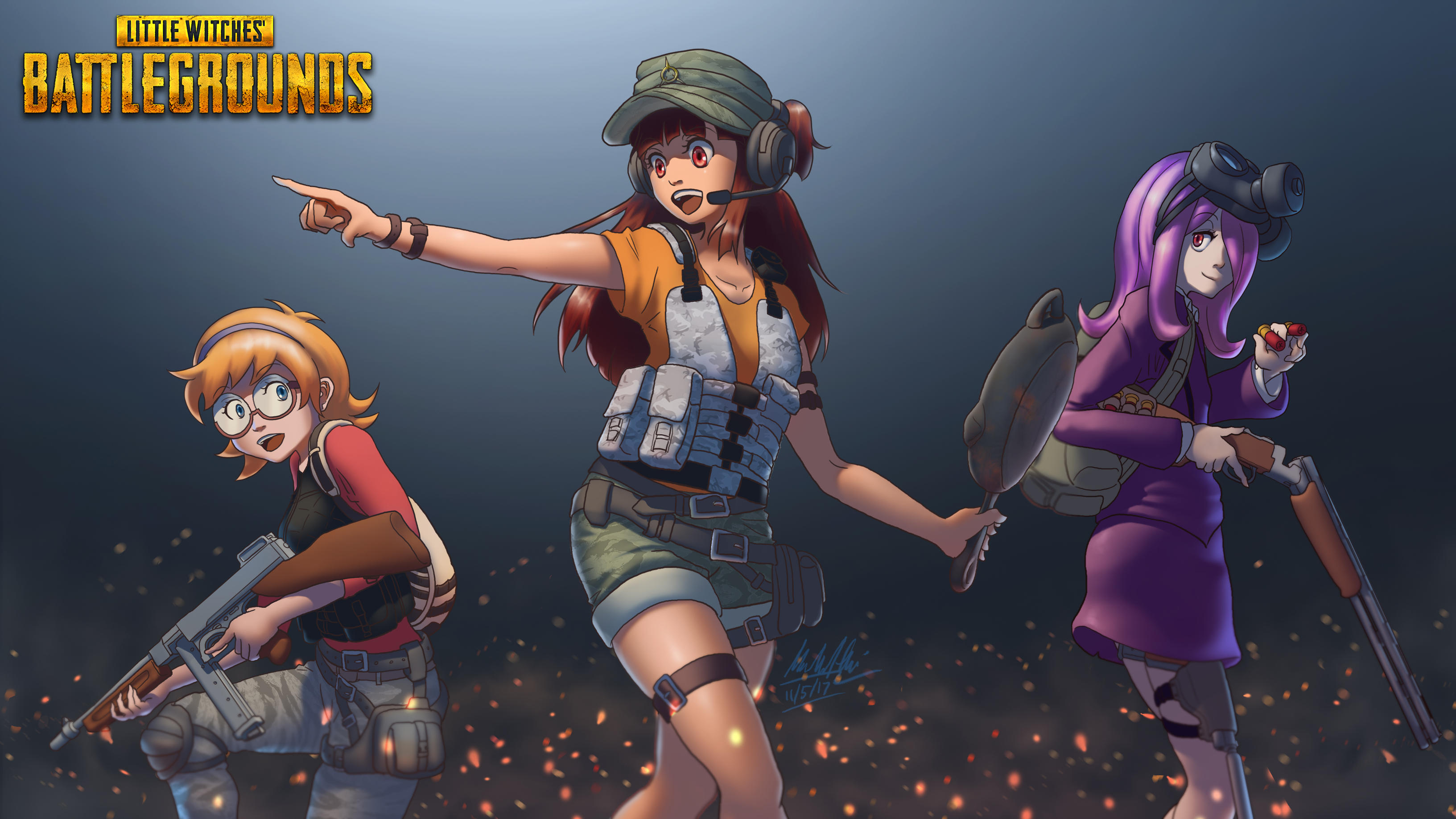 pubg anime wallpaper hd