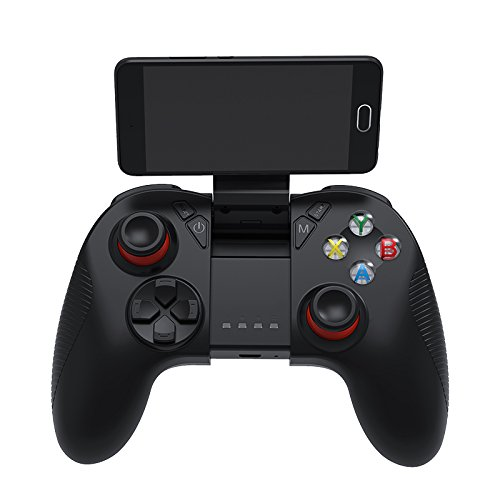 RONSHIN Bluetooth Gamepad Remote Controller B04 Joystick for PUBG Mobile