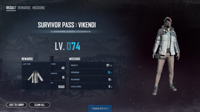 Survivor Pass Vikendi