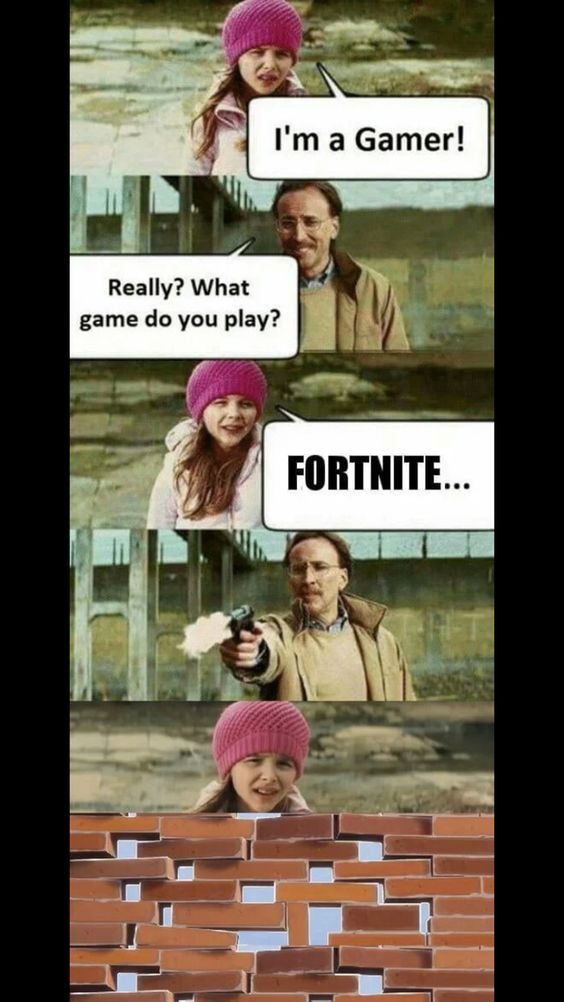 pubg vs fortnite meme