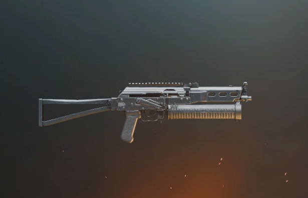 New Gun Bizon