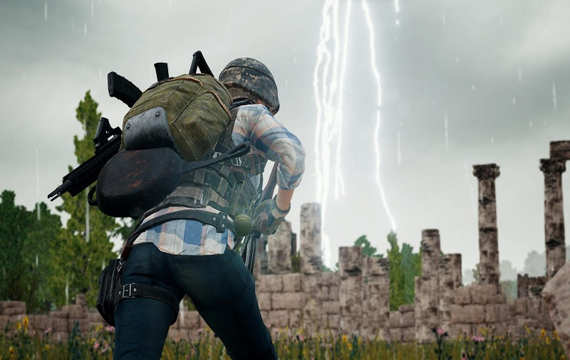 Download PUBG Mobile 0 11 5 Beta APK: Rain in Erangel