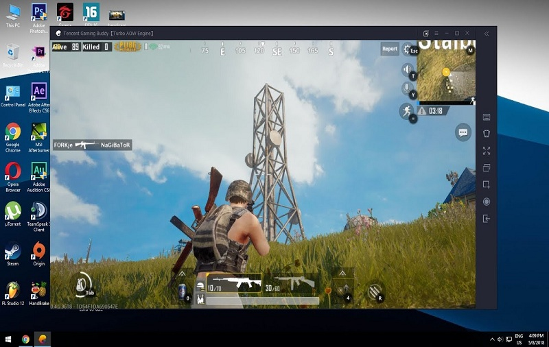 Tencent Gaming Buddy: Free Download, Install, Play PUBG Mobile on PC