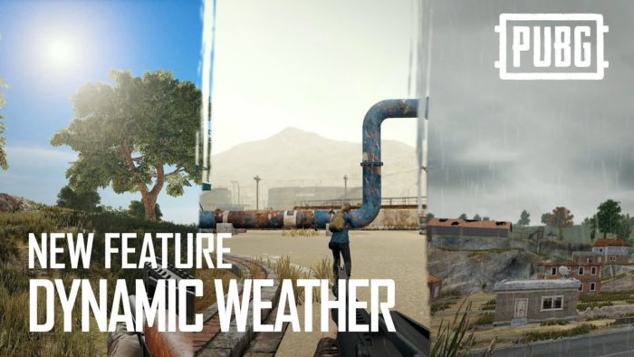 dynamic weather pubg
