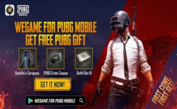 Get Free In-Game Gifts & Rewards in PUBG Mobile