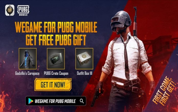 How To Get Free In Game Gifts Rewards In Pubg Mobile Crate