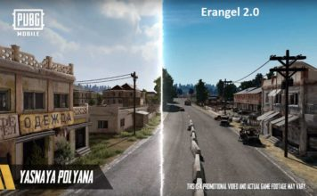 PUBG Mobile 0.16.0 with Erangel 2.0