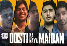PUBG Mobile Web Series Dosti Ka Naya Maidan stream