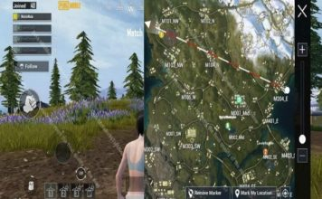 PUBG-Mobile-Fourex-Map