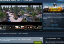 PUBG PC FREE on Steam