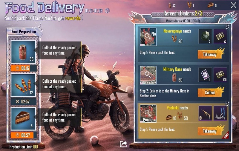 New Events for PUBG Mobile